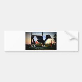 THE BIG COW - ASHBURN, GEORGIA CAR BUMPER STICKER