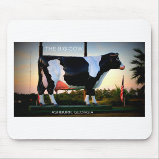 THE BIG COW - ASHBURN, GEORGIA MOUSE PAD