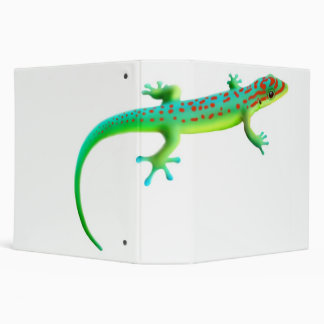 The Big Day Gecko Binder