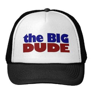The Big Dude Trucker Hat