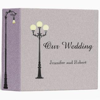 The Big Easy Wedding Binder