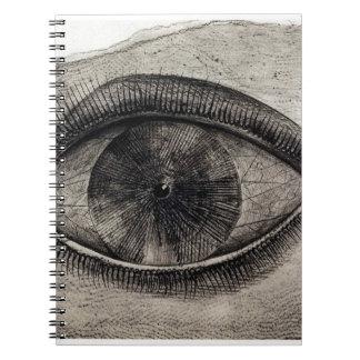 The Big Eye Notebooks