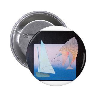 The Big Fish Pinback Button