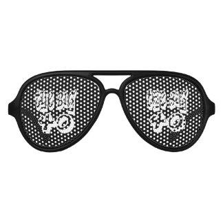 The BIG Forty Aviator Sunglasses