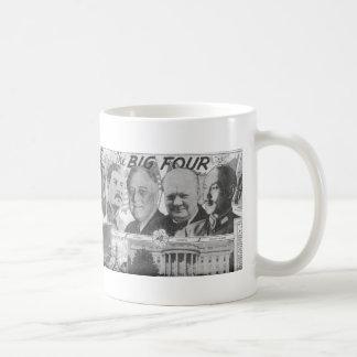 The Big Four 1943 Mugs