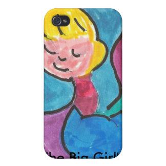 The Big GirlS PHONE iPhone 4/4S Case