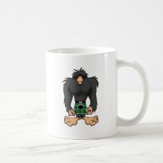 THE BIG GREY MAN COFFEE MUG