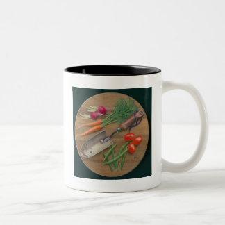 The Big Harvest Two-Tone Coffee Mug
