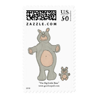 The Big/Little Bear Postage