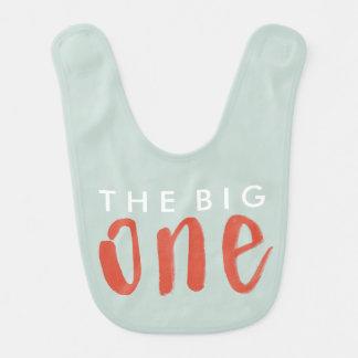 The Big One | First Birthday Party Baby Bib