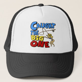 The Big One Fishing T-shirts and Gifts Trucker Hat