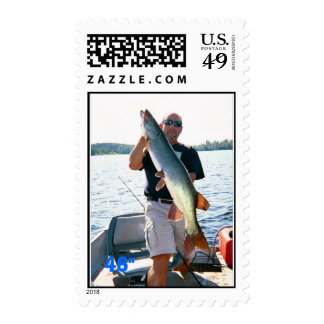 The Big One Postage Stamps