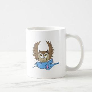 the big owl coffee mug