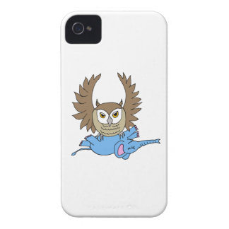 the big owl iPhone 4 cases