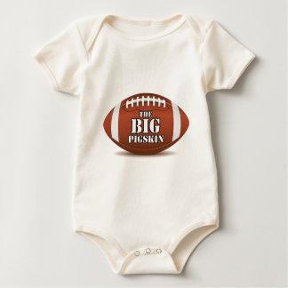 The Big Pigskin Baby Bodysuit