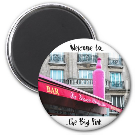The Big Pink - Paris Magnet