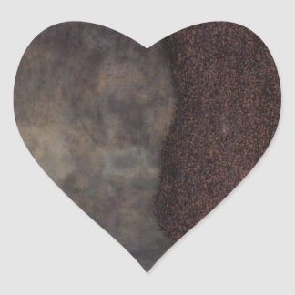 The Big Poplar II Cool Heart Sticker
