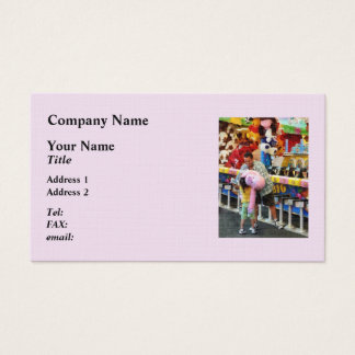 The Big Prize Business Card