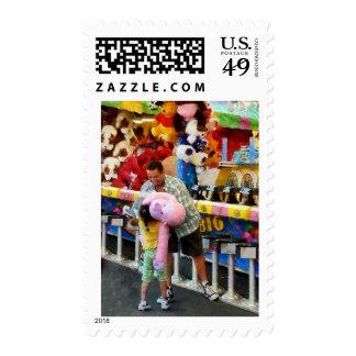 The Big Prize Postage