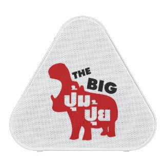 THE BIG PUM PUI ☆ Fat in Thai Language ☆ Speaker