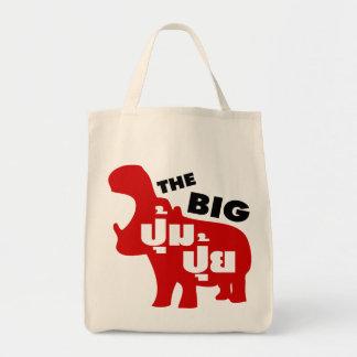 THE BIG PUM PUI ☆ Fat in Thai Language ☆ Tote Bag