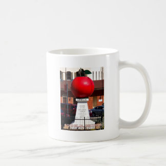 THE BIG RED APPLE - Cornelia, Georgia Coffee Mug