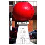 THE BIG RED APPLE - Cornelia, Georgia Dry Erase Boards