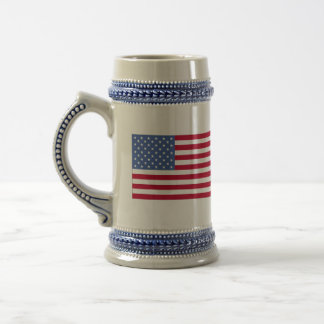 The Big Red One American Stein
