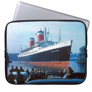 The Big Ship Laptop Sleeve