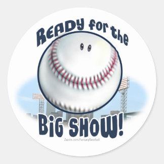 The Big Show Sticker