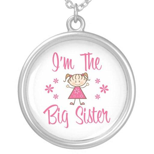 The Big Sister Custom Jewelry
