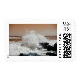 The Big Splash - CN Postage Stamp