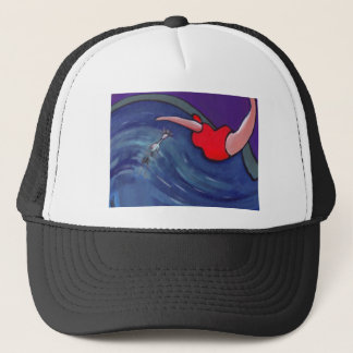 THE BIG SPLASH TRUCKER HAT