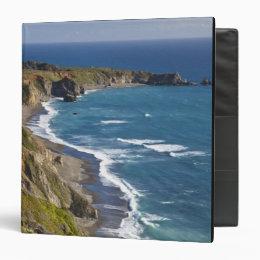 The Big Sur coastline in California, USA Binder