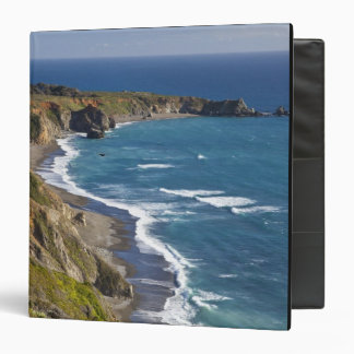 The Big Sur coastline in California, USA Binders