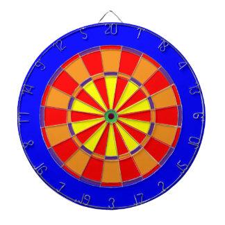 The Big Top Dartboard With Darts