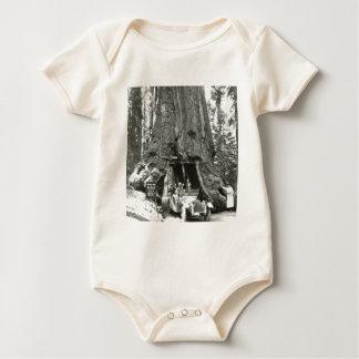 The Big Trees of Mariposa Grove Bodysuit
