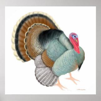 The Big Turkey Print