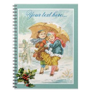 The Big Umbrella # 2 ~ Notebook