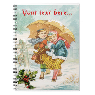 The Big Umbrella ~ Notebook
