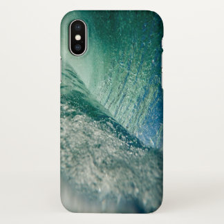 The Big Wave iphone ase iPhone X Case