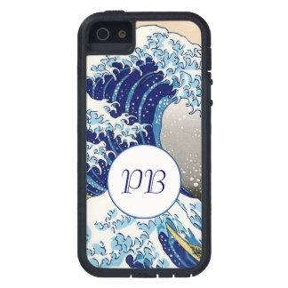 The Big Wave of Kanagawa Hokusai Katsushika art Case For iPhone SE/5/5s