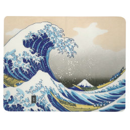 The big wave of Kanagawa Katsushika Hokusai art Journal