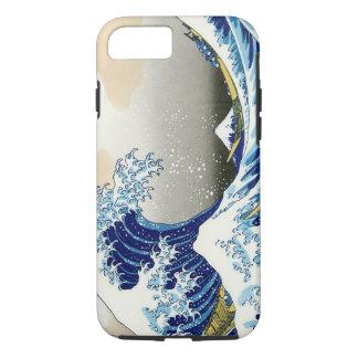 The big wave of Kanagawa Katsushika Hokusai iPhone 8/7 Case