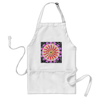 The big wheel. adult apron