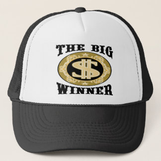 The Big Winner T-shirts and Gifts. Trucker Hat