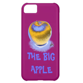 THE BIG YELLOW APPLE COVER FOR iPhone 5C