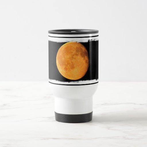 The Big Yellow Moon; No Text Mug