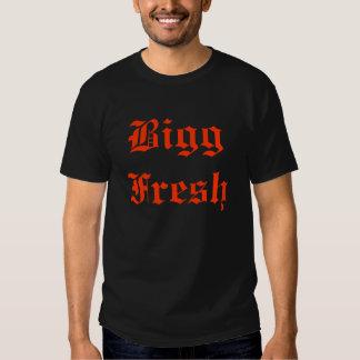 The Bigg Fresh. t-shirt