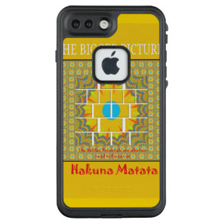 The Bigger Picture Hakuna Matata LifeProof FRĒ iPhone 7 Plus Case